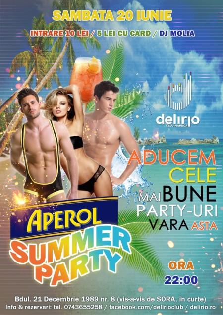19 & 20 Iunie @ DELIRIO gay club CLUJ