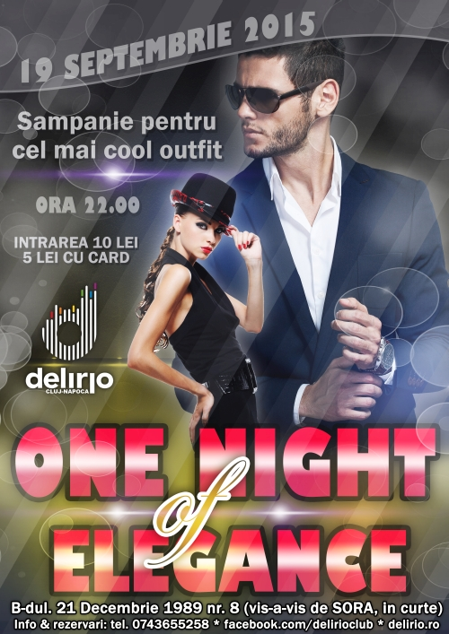 ONE NIGHT OF ELEGANCE