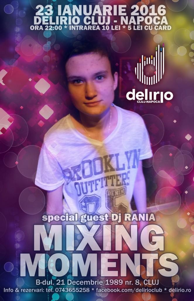 MIXING MOMENTS cu DJ RANIA