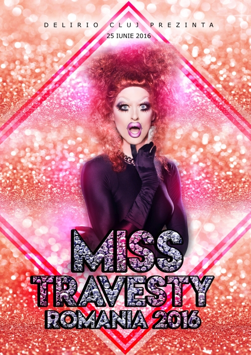 MISS TRAVESTY ROMANIA 2016