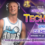 TECHNOBALL with DJ MIHAI DAMON