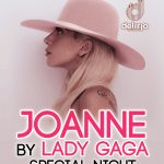 SAMBATA 22 OCTOMBRIE: JOANNE by LADY GAGA