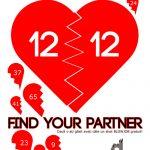 vineri 24 februarie: FIND YOUR PARTNER