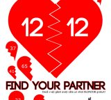 vineri 24 februarie: FIND YOUR PARTNER