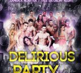 Sambata 24 Iunie: Delirious Party