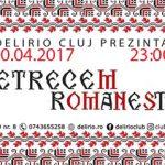 duminica 30 aprilie: PETRECEM ROMANESTE