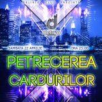sambata 22 aprilie: PETRECEREA CARDURLOR