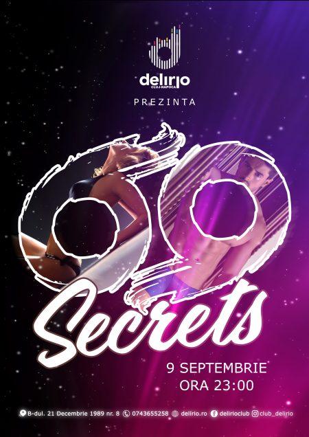 Sambata 9 Septembrie: 69 SECRETS