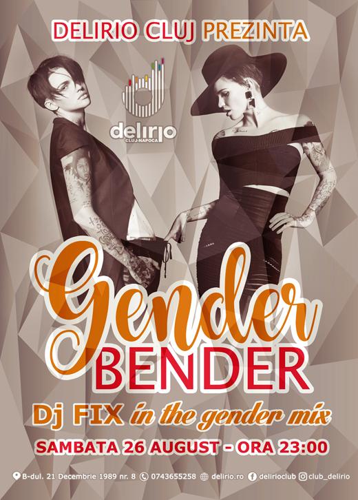 GENDER BENDER PARTY