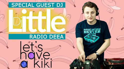 Sambata 14 Octombrie: LET'S HAVE A KIKI PARTY @ CLUJ ARENA