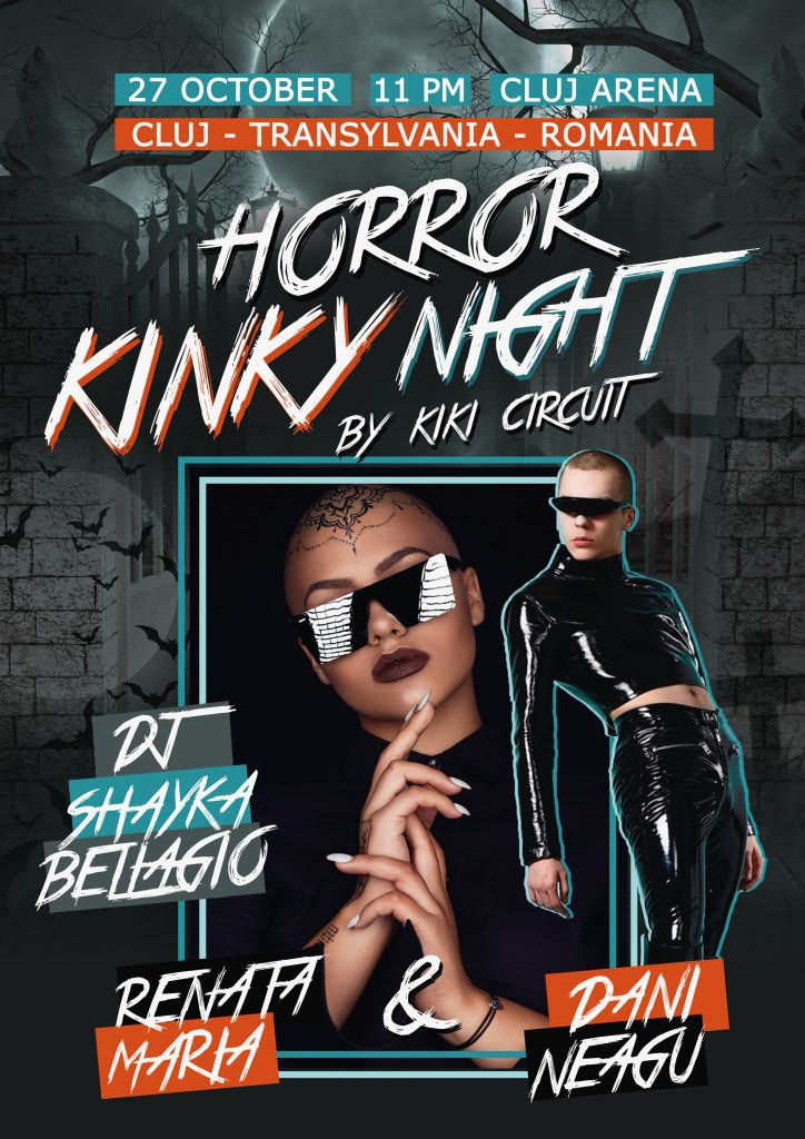 Horror Kinky Night @ CLUJ ARENA