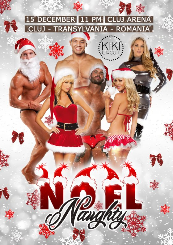 Kiki Circuit: NAUGHTY NOEL