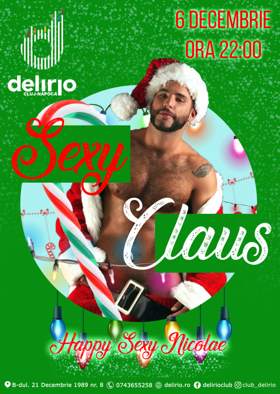 SEXY CLAUS