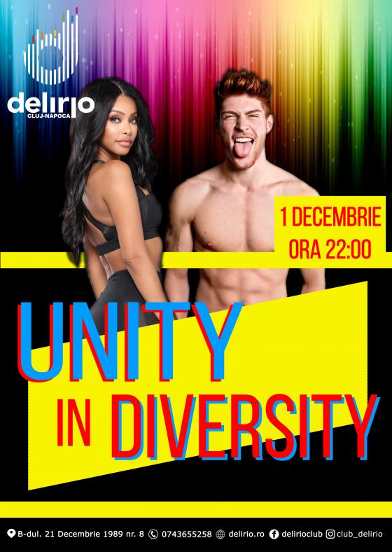 Sambata 1 Decembrie: UNITY IN DIVERSITY