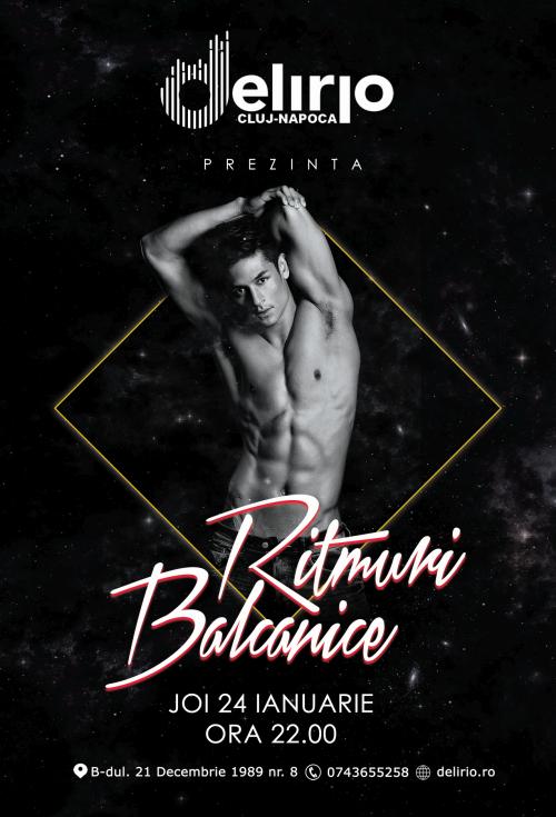RITMURI BALCANICE
