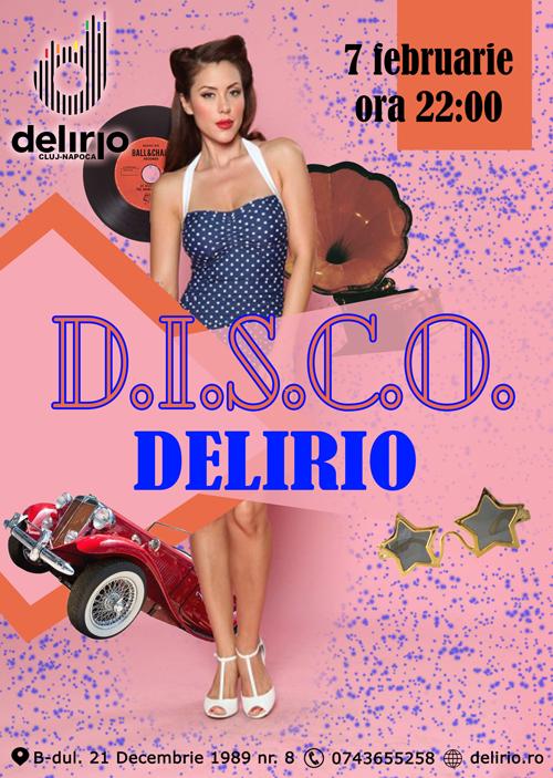 D.I.S.C.O. DELIRIO