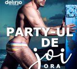 Joi 18 Iulie 2019: PARTY-UL DE JOI