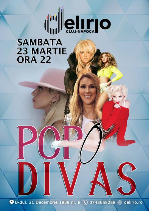POP DIVAS
