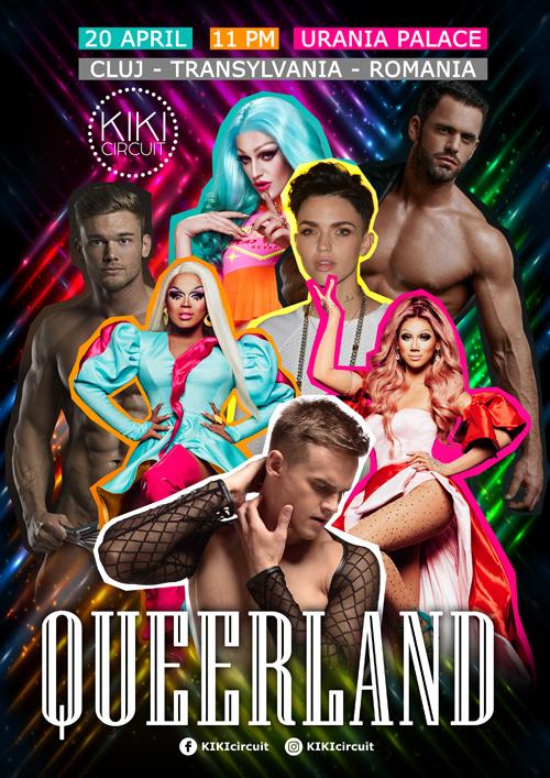 Kiki Circuit: QUEERLAND