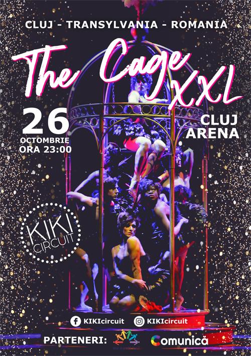 KIKI CIRCUIT: The CAGE XXL