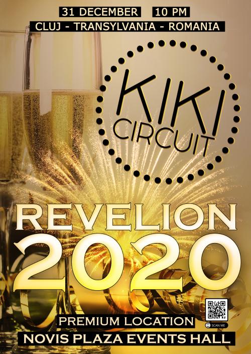 REVELION KIKI 2020