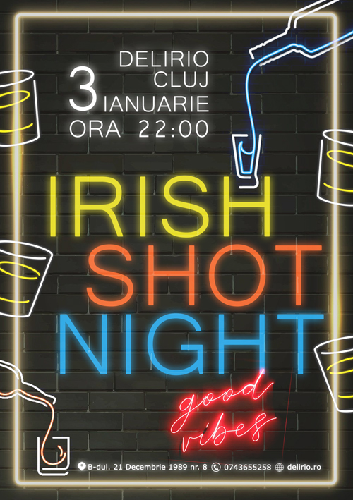 IRISH SHOT NIGHT
