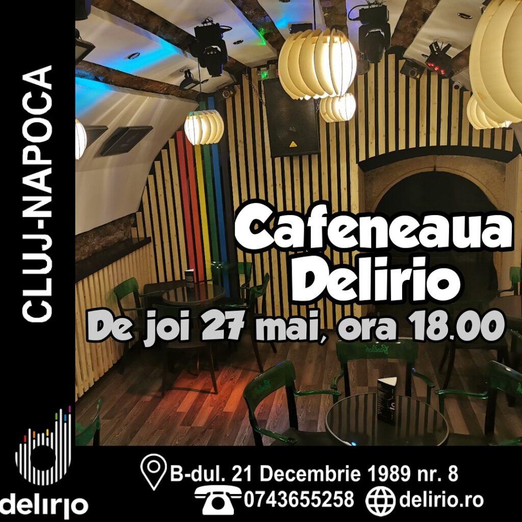 CAFENEAUA DELIRIO