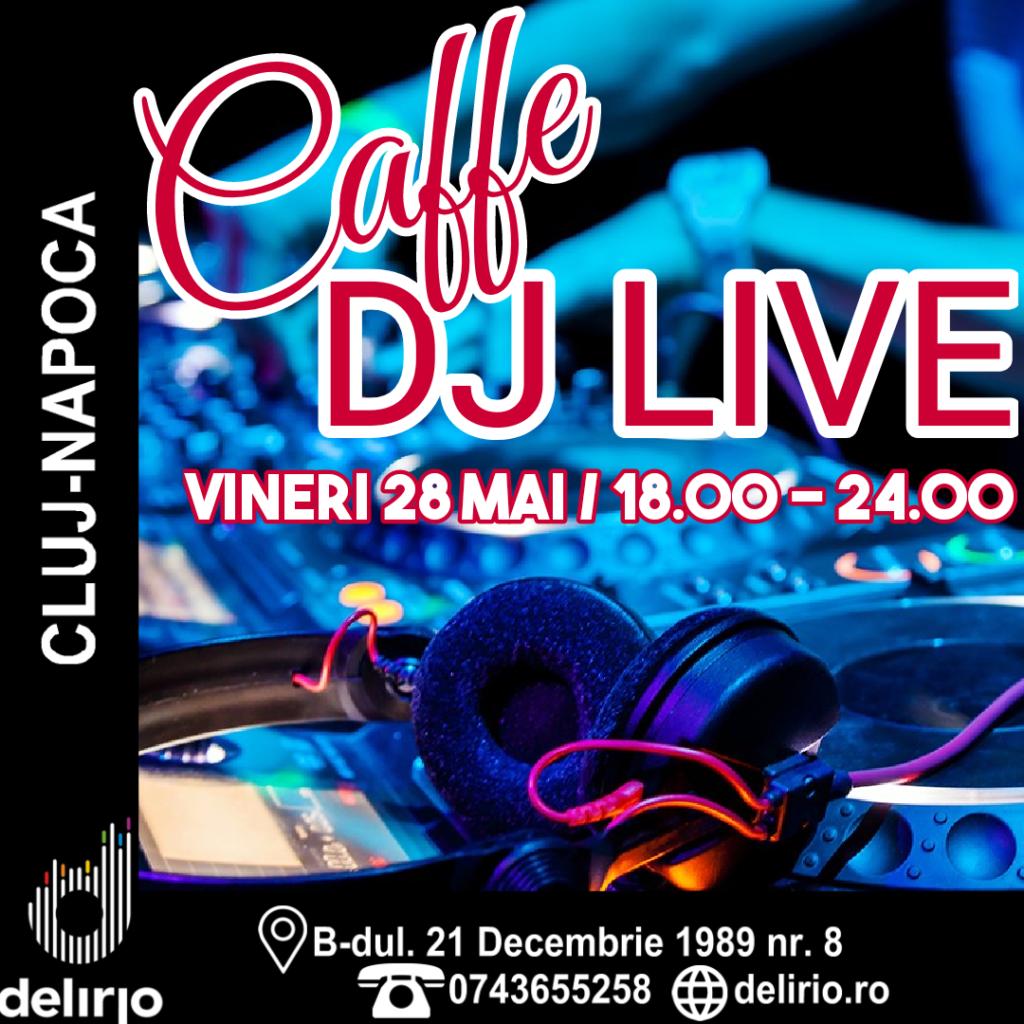 CAFENEA: CAFFE DJ LIVE