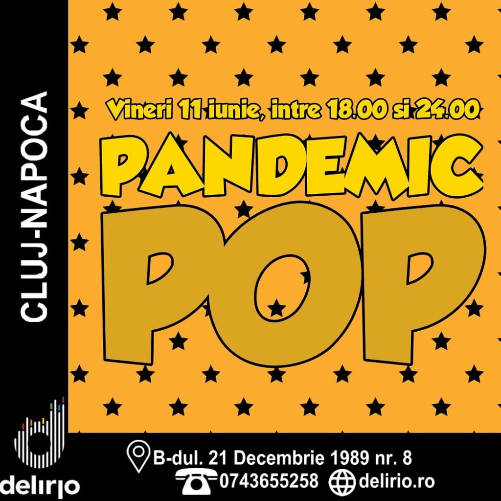 CLUB: PANDEMIC POP