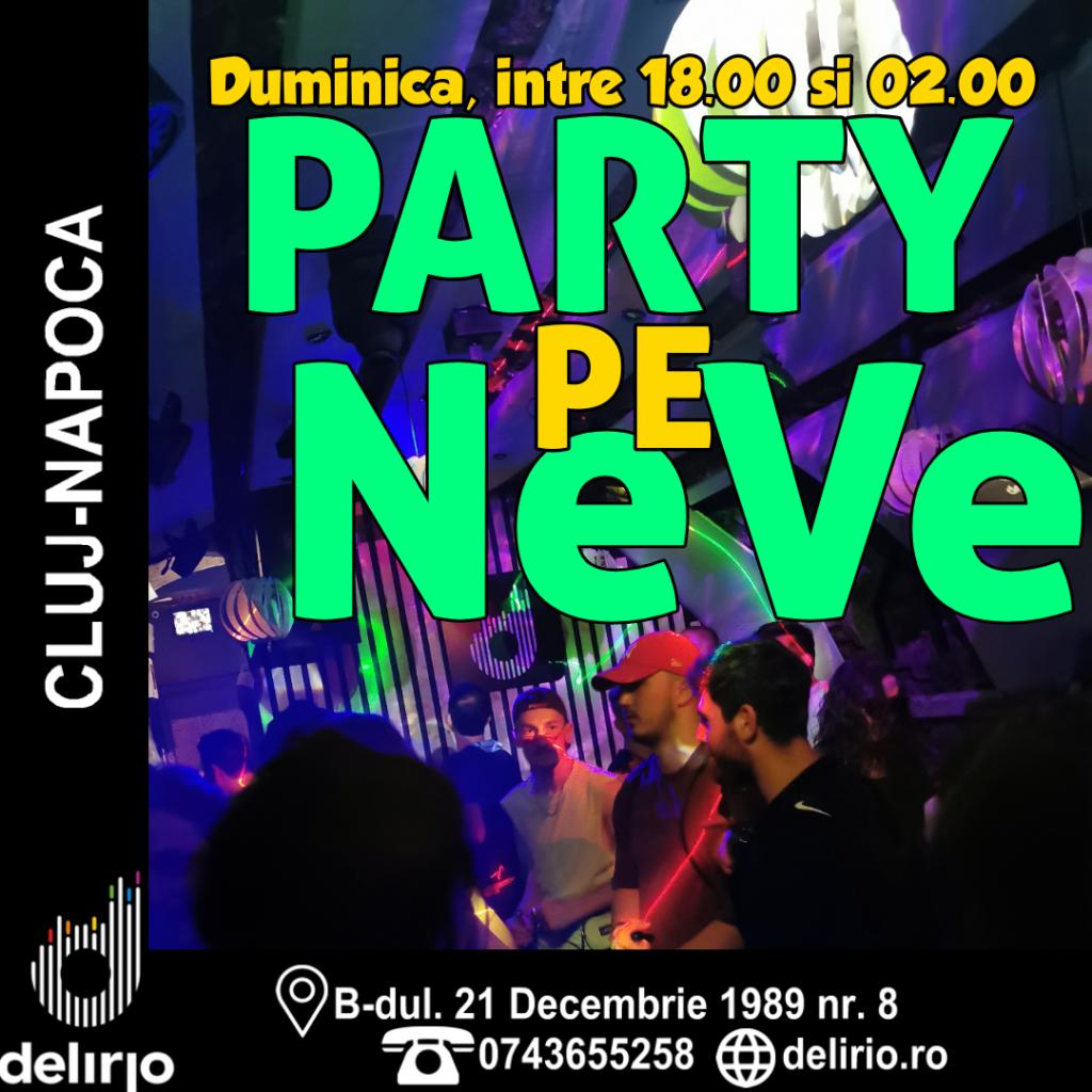 PARTY pe NeVe