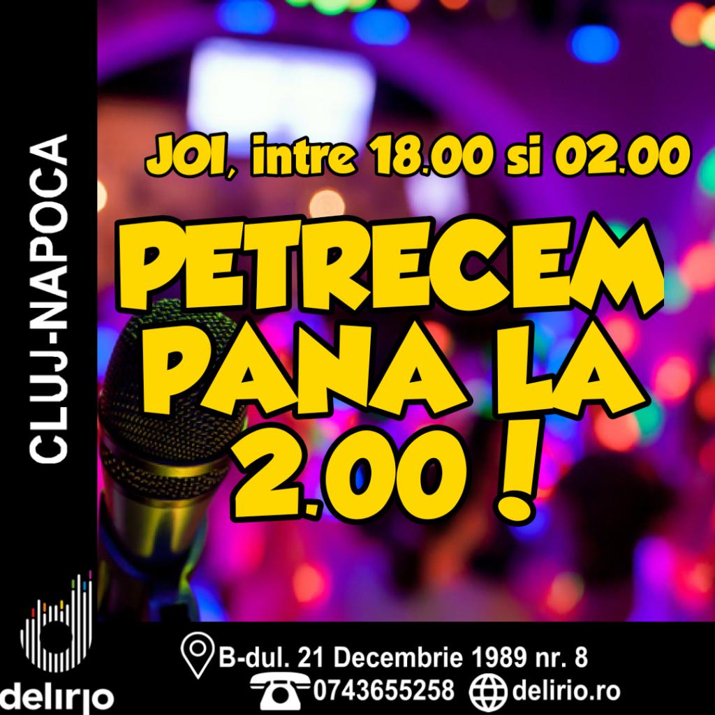 Karaoke @ Cafeneaua Delirio