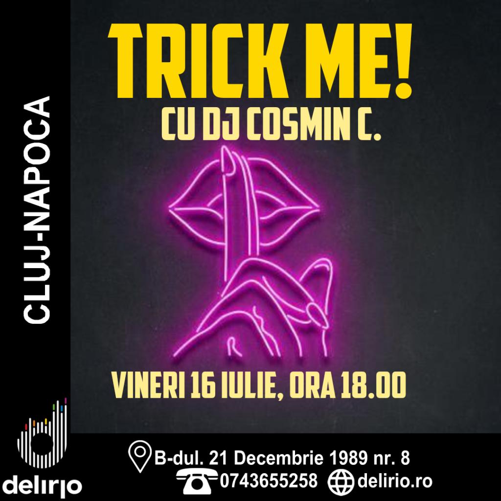 CLUB: TRICK ME!