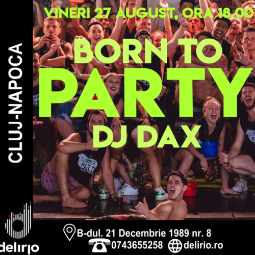 CLUB: BORN TO PARTY